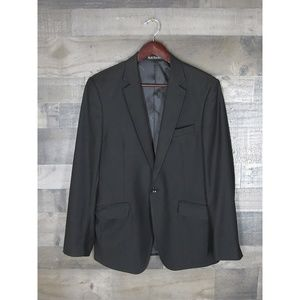 Paul Smith Men's Black Super 160's Blazer Size 48